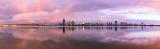 Perth Sunrises - October 2012