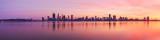 Perth Sunrises - May 2017