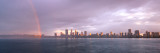 Perth and the Swan River at Sunrise, 28th September 2017