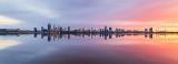 Perth Sunrises - August 2018