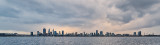 Perth and the Swan River at Sunrise, 4th September 2018