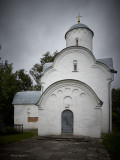 Church of the Assumption in Volotovo Field (1352)