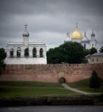 Kremlin, Sophia Cathedral and belfry