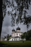 Cathedral of the Nativity of the Blessed Virgin in Antoniev Monastery (1106)