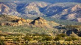 View from Grapevine Hills Road
