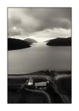 Loch Seaforth at Ardvourlie, Harris