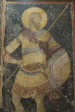 Istanbul Kariye Museum Warrior Saints NW Arcosolium march 2017 2412.jpg