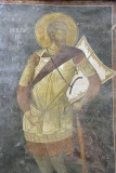 Istanbul Kariye Museum Warrior Saints march 2017 2445.jpg