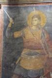 Istanbul Kariye Museum Warrior Saints march 2017 2450.jpg
