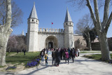Istanbul Topkapi Gate of Salutations march 2017 1987.jpg