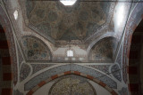 Edirne Old Mosque Above entrance march 2017 2810.jpg