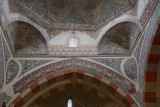 Edirne Old Mosque Above entrance march 2017 2874.jpg