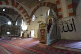 Edirne Old Mosque Minbar march 2017 2835.jpg