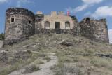 Nevşehir's fortress hill