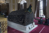 Istanbul At Mahmut II grave march 2018 5279.jpg