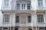 Edirne wooden houses