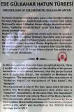 Bursa Muradiye complex Ebe Gulbahar Hatun Turbesi october 2018 7969.jpg