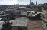 Istanbul Han Roof 033