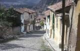 Amasya road downhill