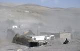 Doğubeyazit dusty village 4b