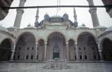 Edirne Selimiye court