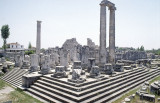 Dydima Apollo temple a view 1