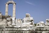 Dydima Apollo temple front 0
