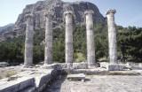 Priene temple Atena 2