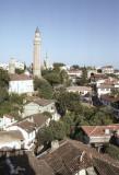 Antalya view + yivli minare