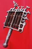 Bronze sistrum