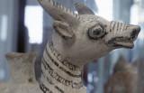 Animal shaped vessel