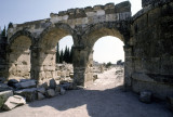 Around the Domitian Gate