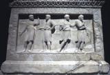 Satrap Sarcophagus grooms side