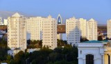 Ashgabat is the largest white-marble city in the world