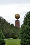 Indendence Monument in Independence Square