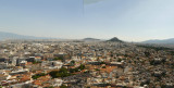 Athens Panorama from the top of the Acropolis