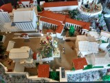 The Acropolis Lego Exhibit at the Acropolis Museum