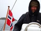Scanmar 345 - Viking Spirit III Vestlandsturer - Skjerjehamn - Fedje - Bergen ....