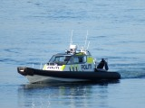 Police - High speed boats in Rongesundet - Incidents