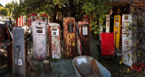 Those Gas Pumps, Embudo Collection