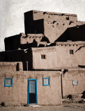Taos Pueblo, North Building