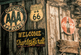 Tinkertown Welcome