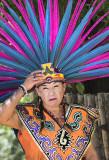 Quetzal Coatl Esplendora Azteca