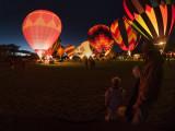 Halloween Balloon Glow