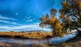 North Beach, Rio Grande River, Corrales, NM