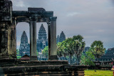 Angkor Before the Rain