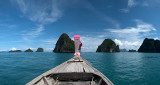Andaman Sea Panorama