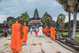Monks as Tourists