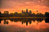 Angkor Wat, the Seventh Wonder of the World