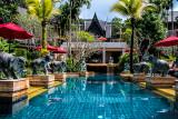Elephant-lined Pool